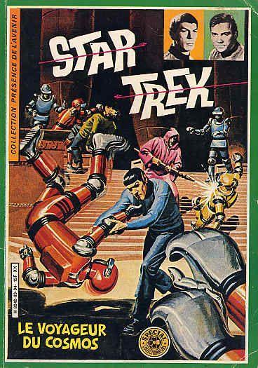 Star Trek (Sagédition) 3 Le voyageur du cosmos