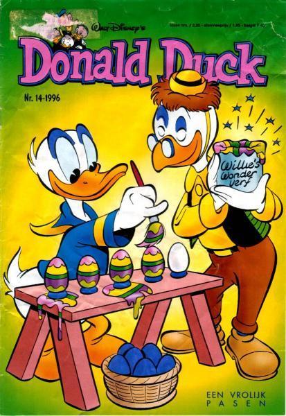 Donald Duck weekblad - 1996 (jaargang 45) 14 Nummer 14