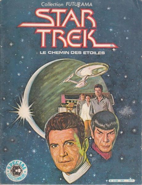 Star Trek (Sagédition) 1 Le chemin des étoiles