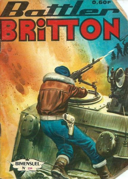 Battler Britton (Imperia) 234 L'homme de la jungle