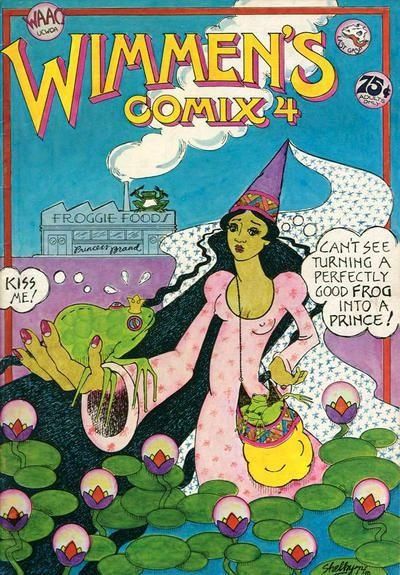 Wimmen's Comix 4 Number 4
