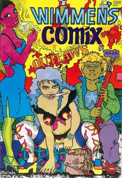 Wimmen's Comix 7 Number 7
