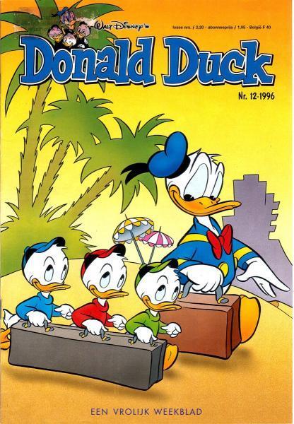 Donald Duck weekblad - 1996 (jaargang 45) 12 Nummer 12