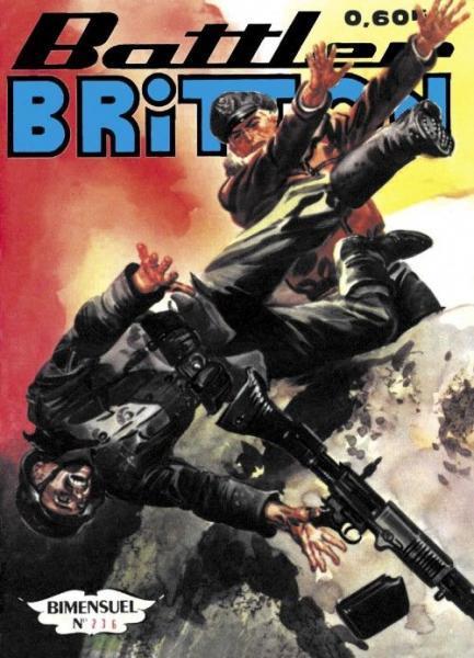 Battler Britton (Imperia) 236 Un jour dangereux