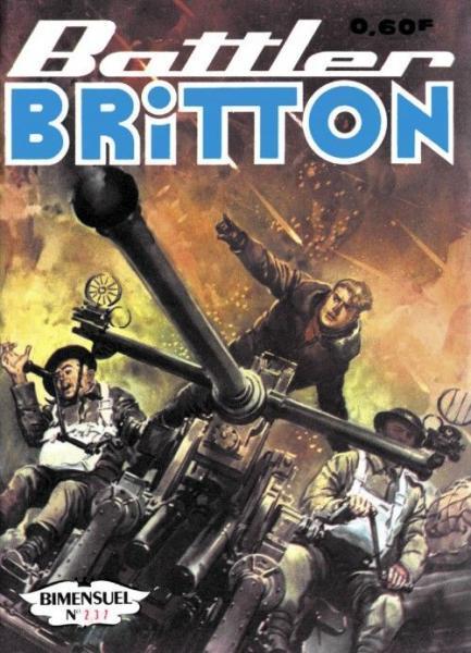 Battler Britton (Imperia) 237 Fausse gloire