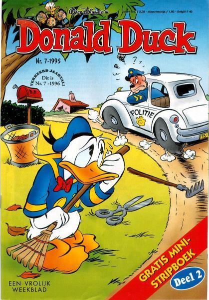 Donald Duck weekblad - 1996 (jaargang 45) 7 Nummer 7