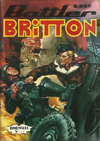 Battler Britton (Imperia) 238 Les mules écossaises