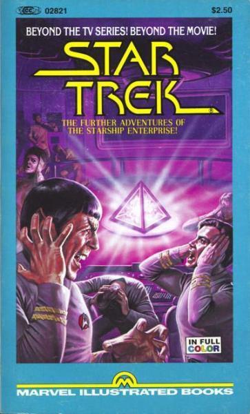 Star Trek (Marvel Illustrated) 1 Star Trek