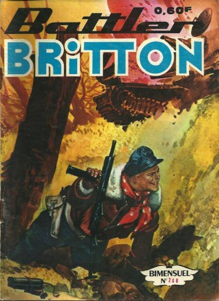 Battler Britton (Imperia) 240 L'incorrigible