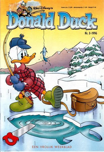 Donald Duck weekblad - 1996 (jaargang 45) 3 Nummer 3