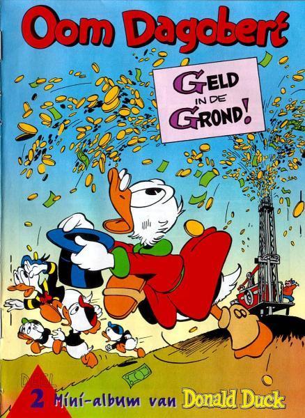 Donald Duck weekblad - 1996 (jaargang 45) S2 Oom Dagobert: Geld in de grond, deel 2