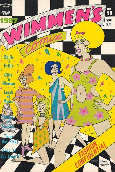 Wimmen's Comix 11 Number 11