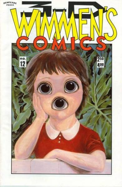 Wimmen's Comix 12 Number 12