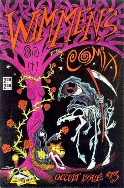 Wimmen's Comix 13 Number 13