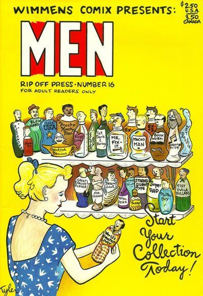 Wimmen's Comix 16 Number 16