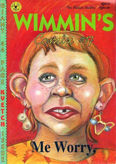 Wimmen's Comix 17 Number 17