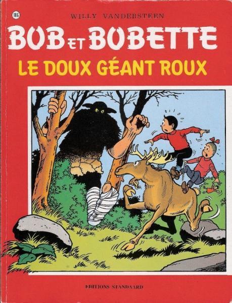 Suske en Wiske 186 Le doux géant roux