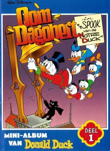 Donald Duck weekblad - 1997 (jaargang 46) S1 't Spook van de Notre Duck, deel 1