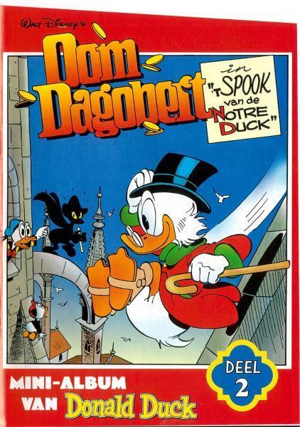 Donald Duck weekblad - 1997 (jaargang 46) S2 't Spook van de Notre Duck, deel 2