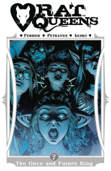 Rat Queens INT A7 The Once and Future King