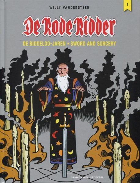 De Rode Ridder: De Biddeloo jaren - Sword and sorcery 1 Deel 1
