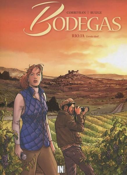 Bodegas 1 Rioja - Eerste deel