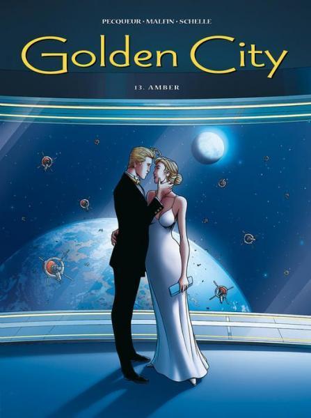 Golden City 13 Amber