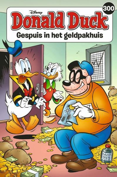 Donald Duck pocket (3e reeks) 300 Gespuis in het geldpakhuis