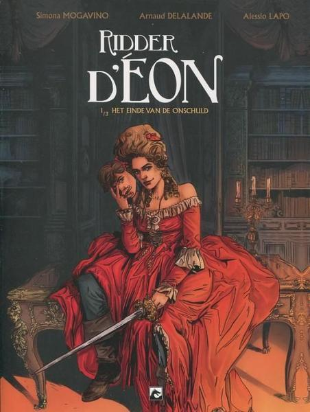 Ridder d'Eon 1 Het einde van de onschuld