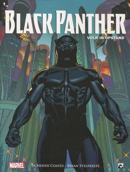 Black Panther: Volk in opstand 1 Deel 1
