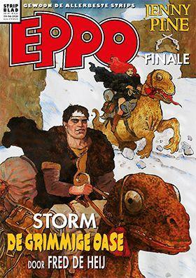 Eppo - Stripblad 2020 (Jaargang 12) 9 Nummer 9