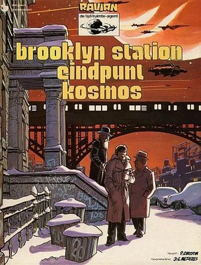 Ravian 10 Brooklyn Station, eindpunt kosmos