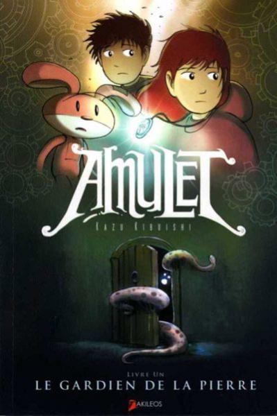 Amulet 1 Le gardien de la pierre