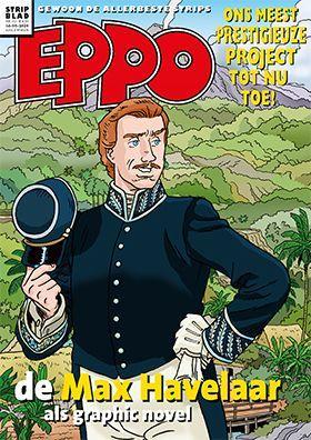 Eppo - Stripblad 2020 (Jaargang 12) 10 Nummer 10