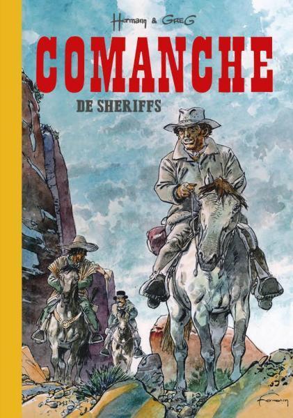 Comanche (Sherpa) 3 De sheriffs
