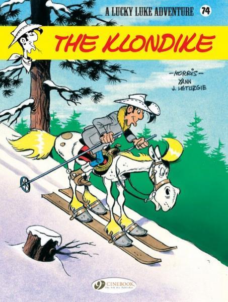 Lucky Luke (Cinebook) 74 The Klondike