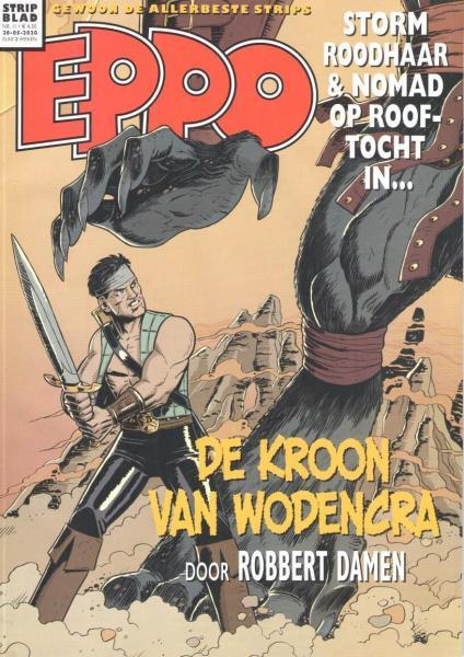 Eppo - Stripblad 2020 (Jaargang 12) 11 Nummer 11