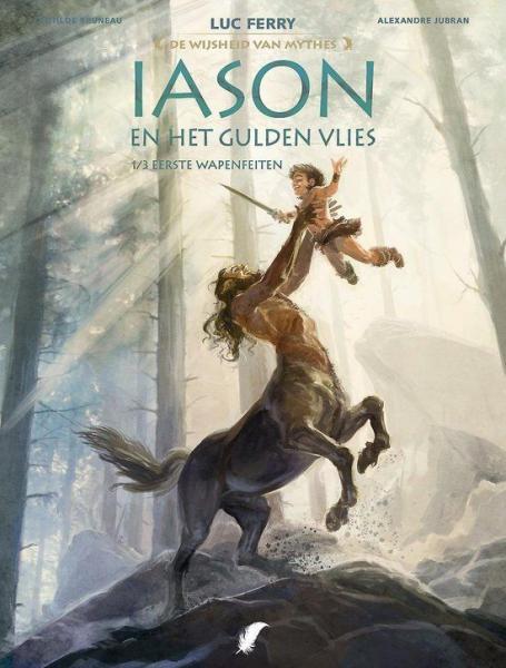 Iason en het gulden vlies 1 Eerste wapenfeiten