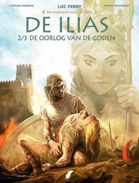 De Ilias (Taranzano) 2 De oorlog van de goden