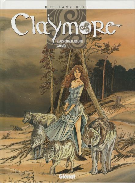 Claymore 2 Als uitgehongerde wolven