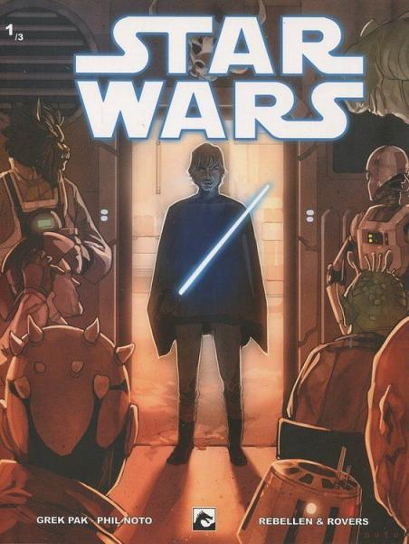 Star Wars (2 - Dark Dragon Books) 27 Rebellen en rovers, deel 1