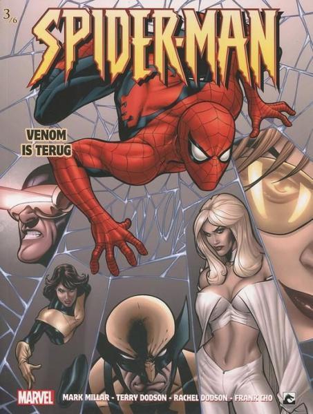 Spider-Man (Dark Dragon) 3 Venom is terug, deel 1