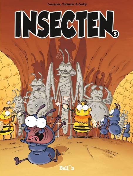 Insecten 5 Deel 5