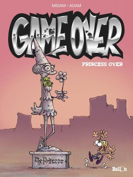 Game over S3 Princess over