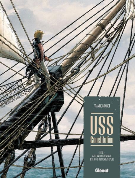 USS Constitution 1 Aan land heersen vaak strengere wetten dan op zee