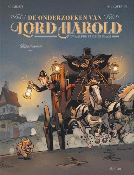 De onderzoeken van Lord Harold, twaalfde van zijn naam 1 Blackchurch