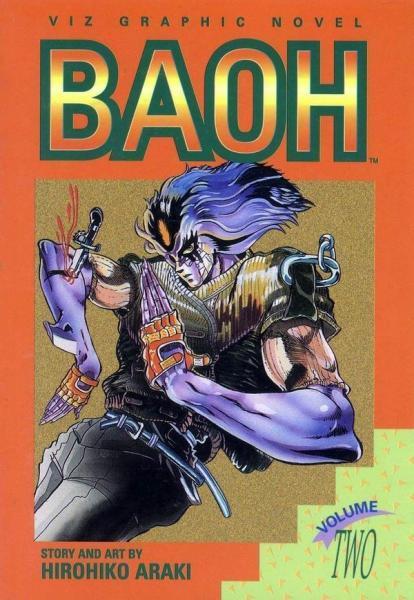 Baoh INT 2 Volume 2