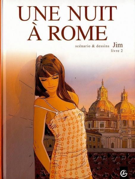 Een nacht in Rome 2 Livre 2