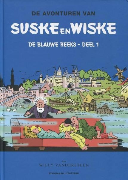 Suske en Wiske (Blauwe reeks) INT 1 Deel 1