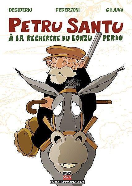 Petru Santu 3 À la recherche du lonzu perdu